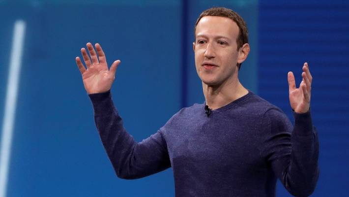 Facebook's Zuckerberg calls for more regulation of Internet