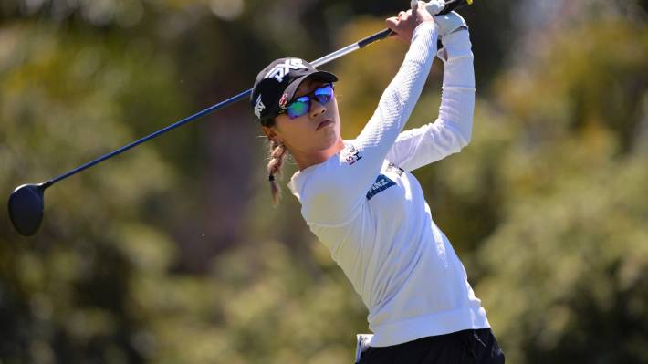 Japanese golfer Hataoka gets third win in LPGA