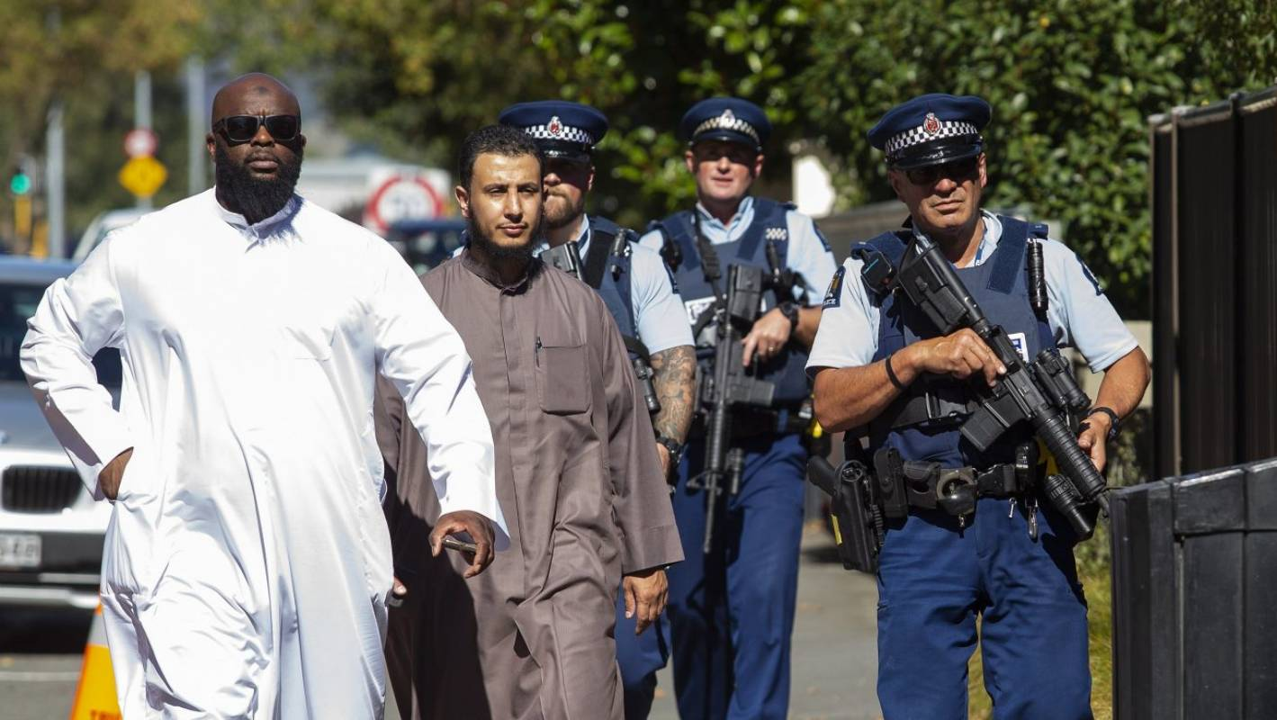 Mosque Shooting Christchurch Detail: Group Warns 'emotional' Muslims To Resist Retaliation Talk