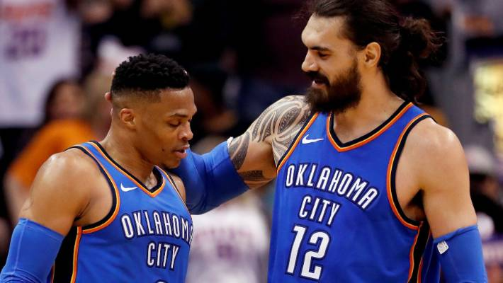 Russell Westbrook becomes NBA's second 20-20-20 man