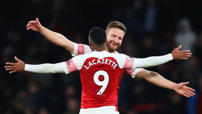 'Ozil and Ramsey key to recent Arsenal success' - Emery
