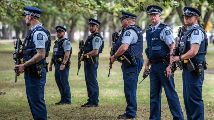 Police have laid more charges against the man accused of killing 50 people at two Christchurch mosques on March 15