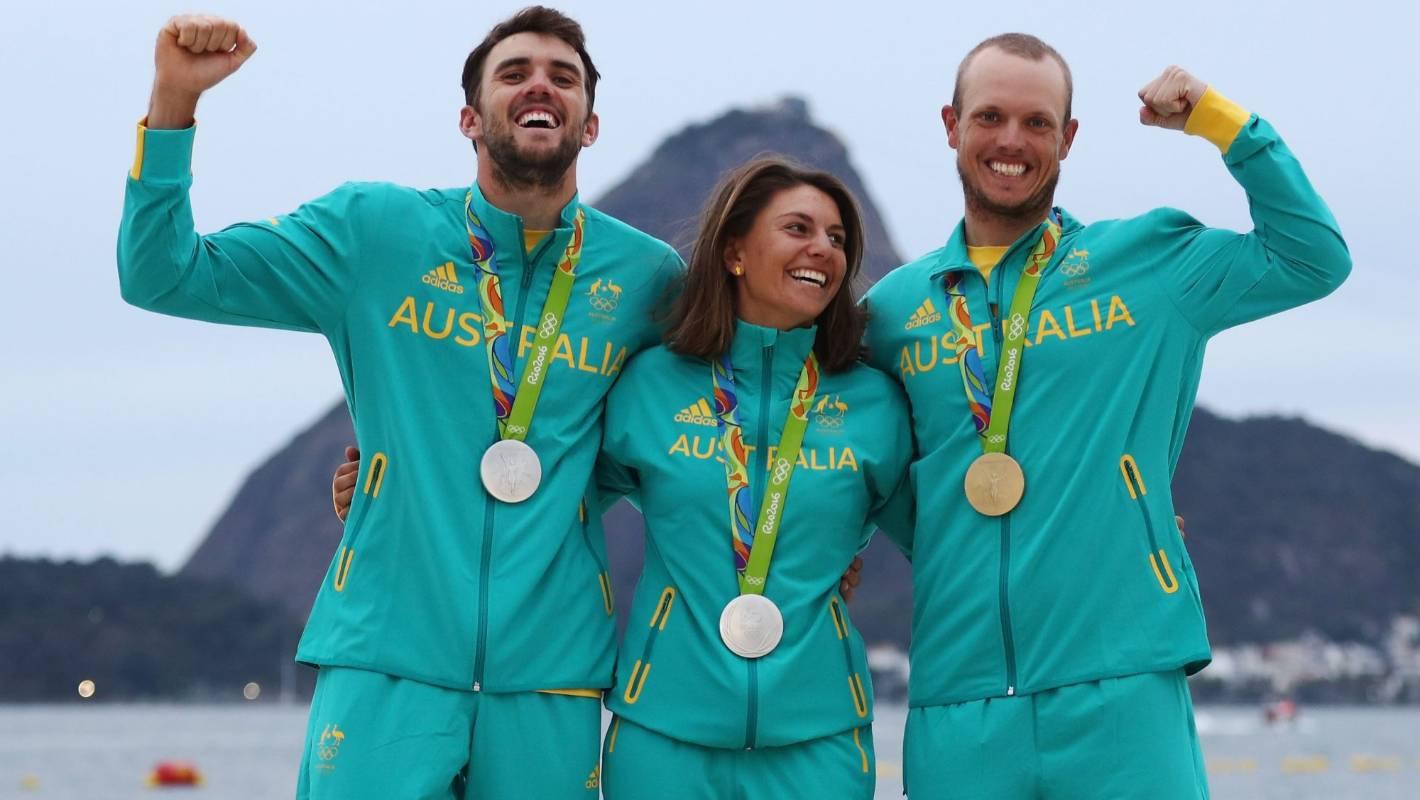 new product af1b3 6cf81 Australian sport gets  300m budget boost for Olympic stars of future    Stuff.co.nz