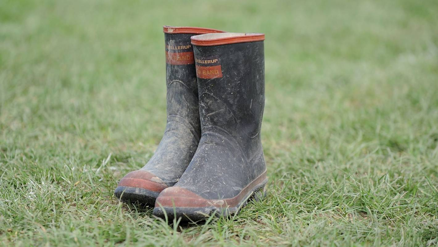 piss Boots and