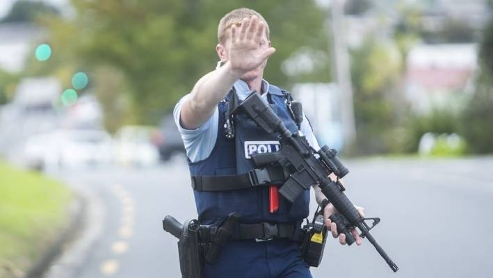 Drumbeat remains for permanent arming of NZ police | Stuff co nz