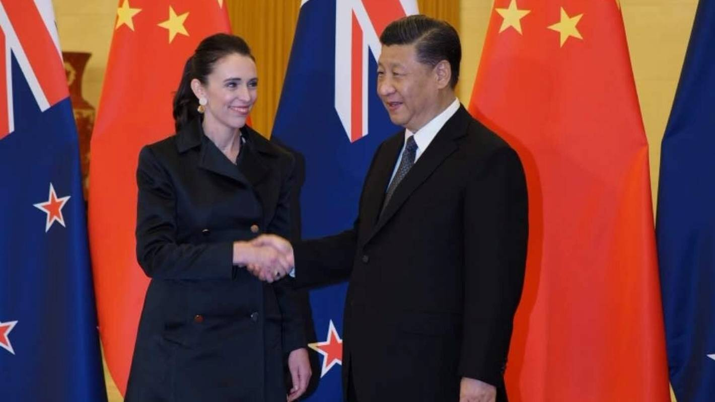 New Zealand will not always see eye to eye with China, Prime Minister says
