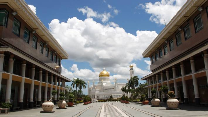 Foreign travellers to Brunei are not exempt from the new laws.
