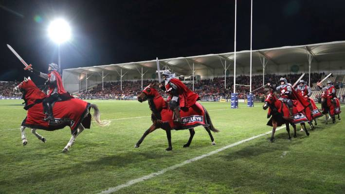 Super Rugby: The time for the Crusaders to put their name to