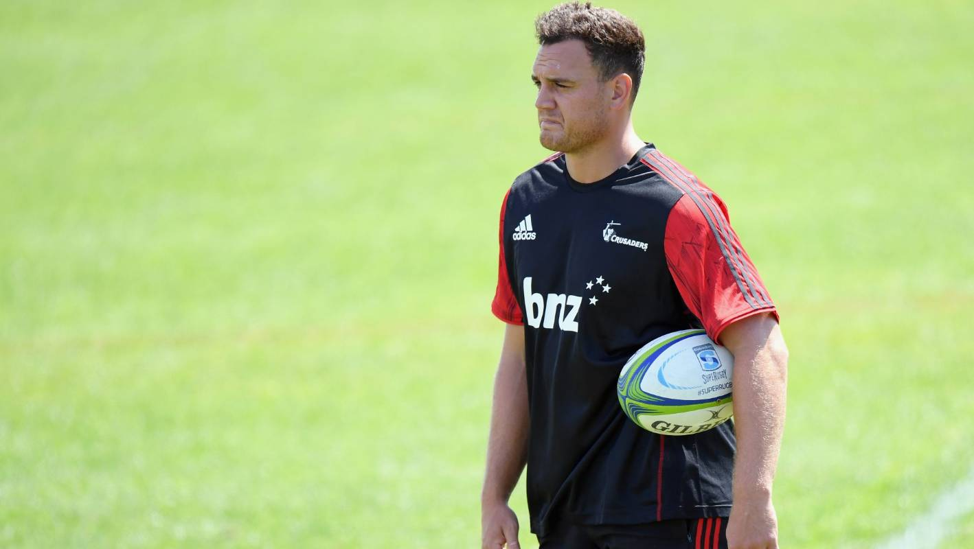 Injury-hampered All Black Israel Dagg retires from all rugby