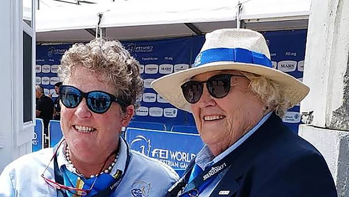 Southlander appointed chief eventing steward for Olympic Games in Tokyo