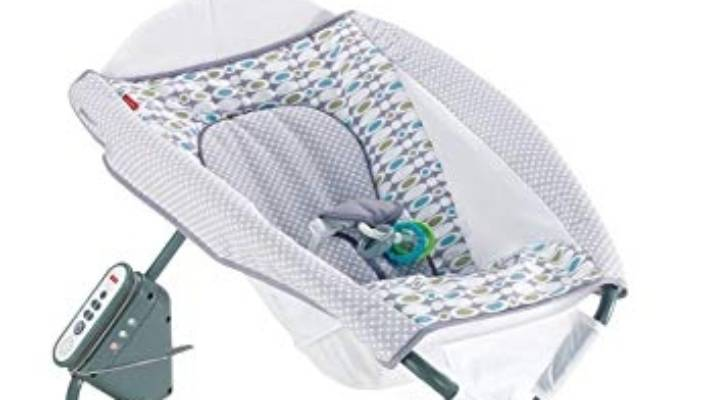 Fisher-Price says 10 infants have died using Rock 'n Play sleeper