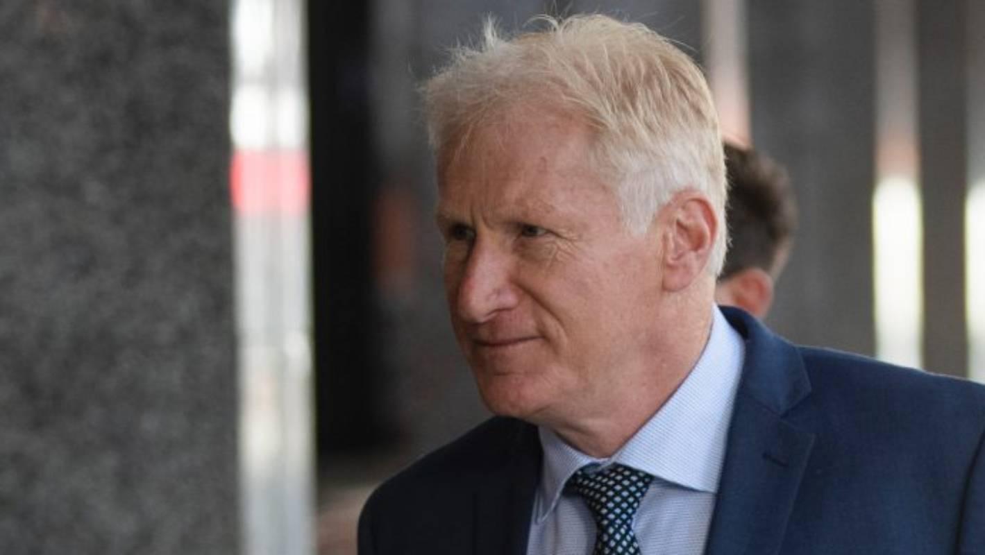 Senior naval officer Fred Keating guilty of planting hidden toilet camera in New Zealand embassy