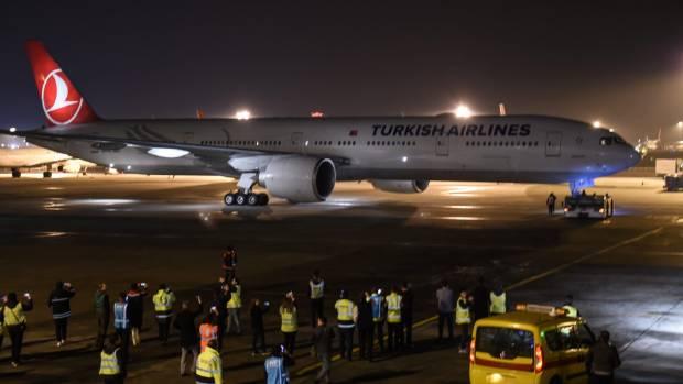 In photos: Turkey's mammoth airport switch | Stuff.co.nz