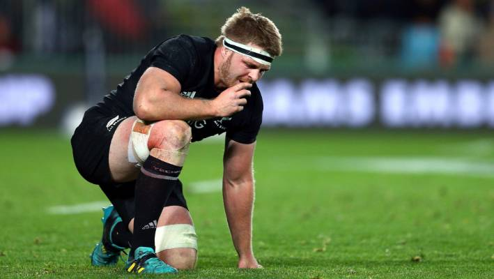 Injured Highlanders in All Blacks squad