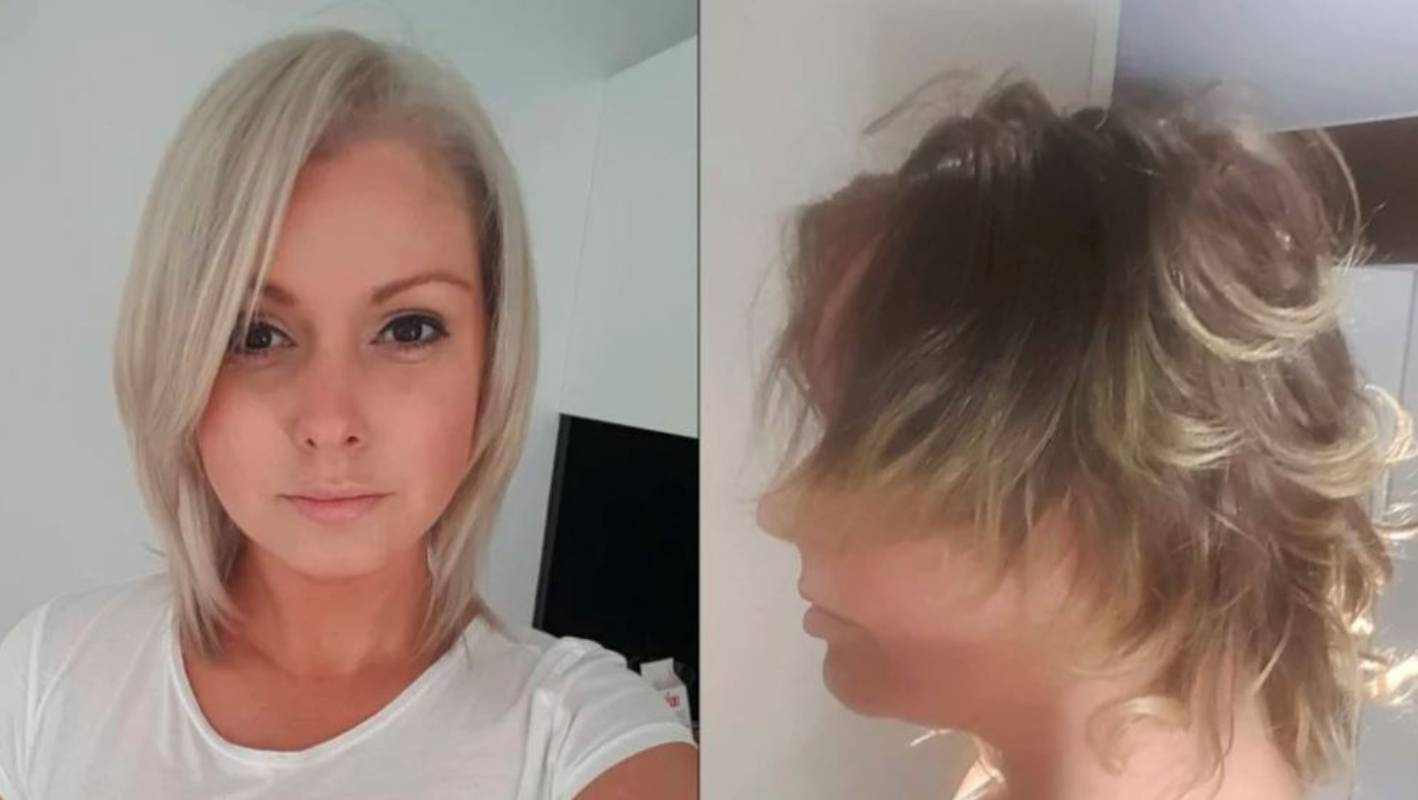'Mullet' Haircut Ruins Australian Woman's Hair, Confidence