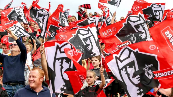 A petition to maintain the Crusaders name reaches 25,000