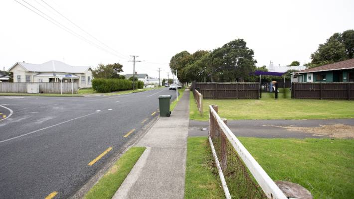 Residents were not consulted over the proposed housing development off Record Street in Fitzroy.