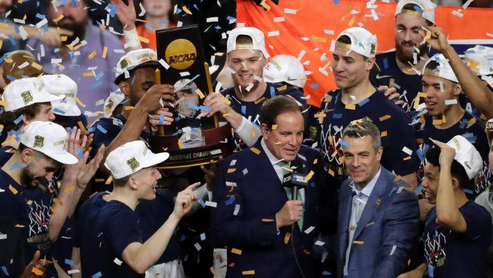 Yes, Virginia, there is a national title for you