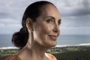 Moana Maniapoto says being a musician is not like a normal job.