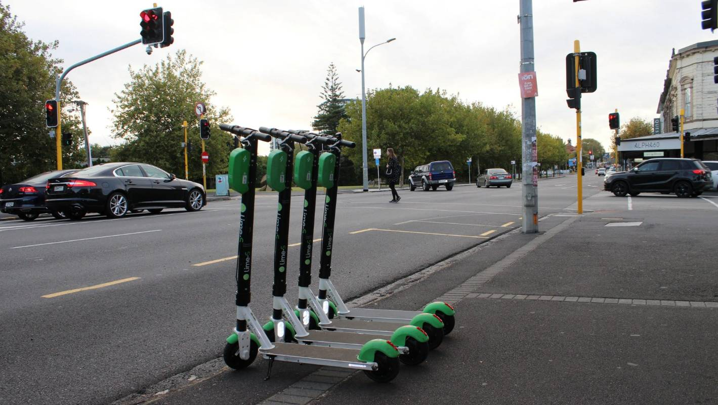Why Lime scooters are feminist chariots