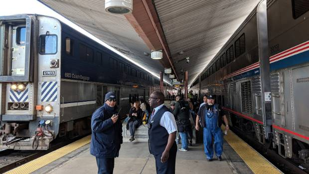 Los Angeles to Seattle: 35-hours on the Amtrak   Stuff co nz