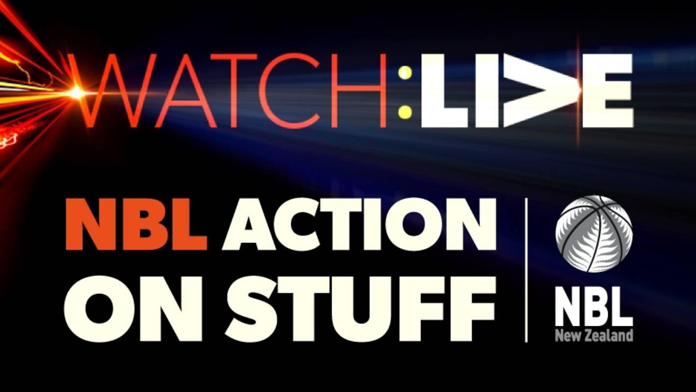 Live NBL: Watch the New Zealand National Basketball League season