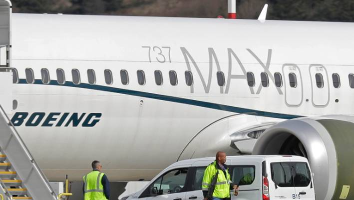 Boeing says software fix for grounded 737 MAX complete