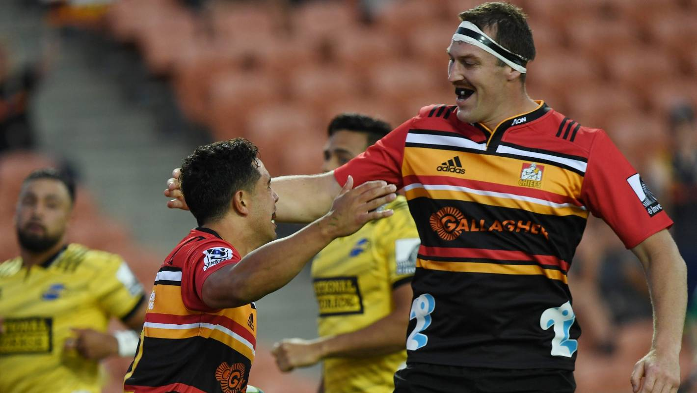 Chiefs welcome back captain Brodie Retallick for Super Rugby derby with Blues