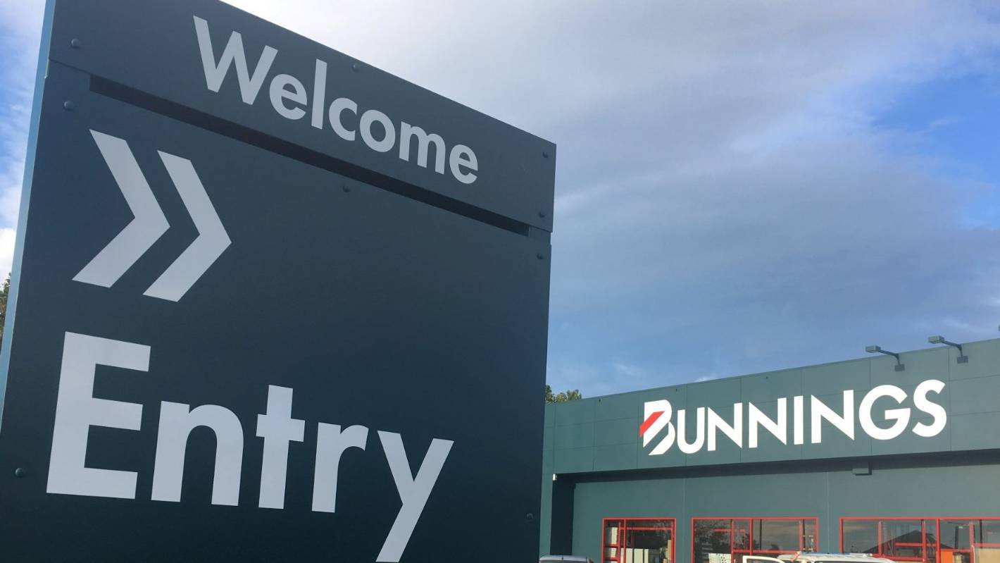 Bunnings put the 'hard' into buying hardware, and has lost