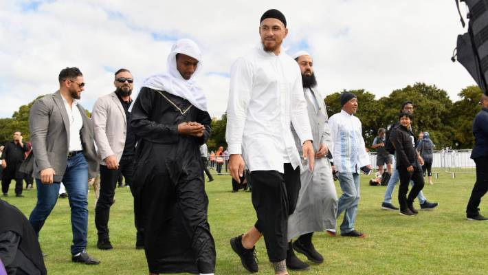 Sonny Bill Williams converted to Islam while living in France.