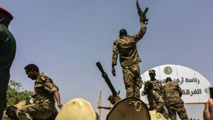 Sudan state TV says army to make 'important statement soon'