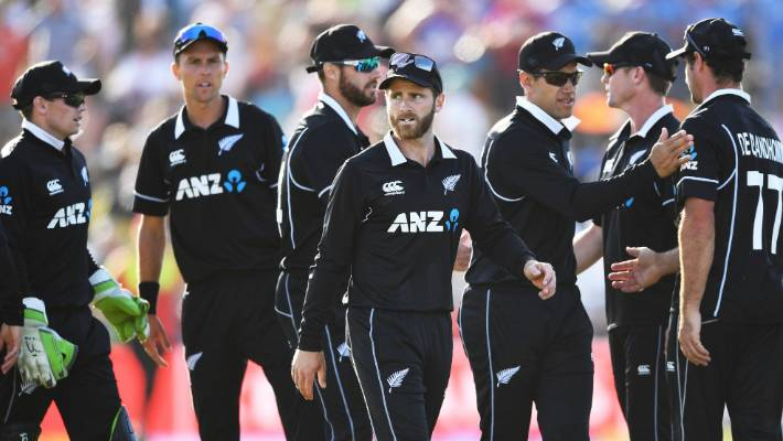 Kane Williamson will lead the Black Caps as they seek a maiden World Cup triumph.