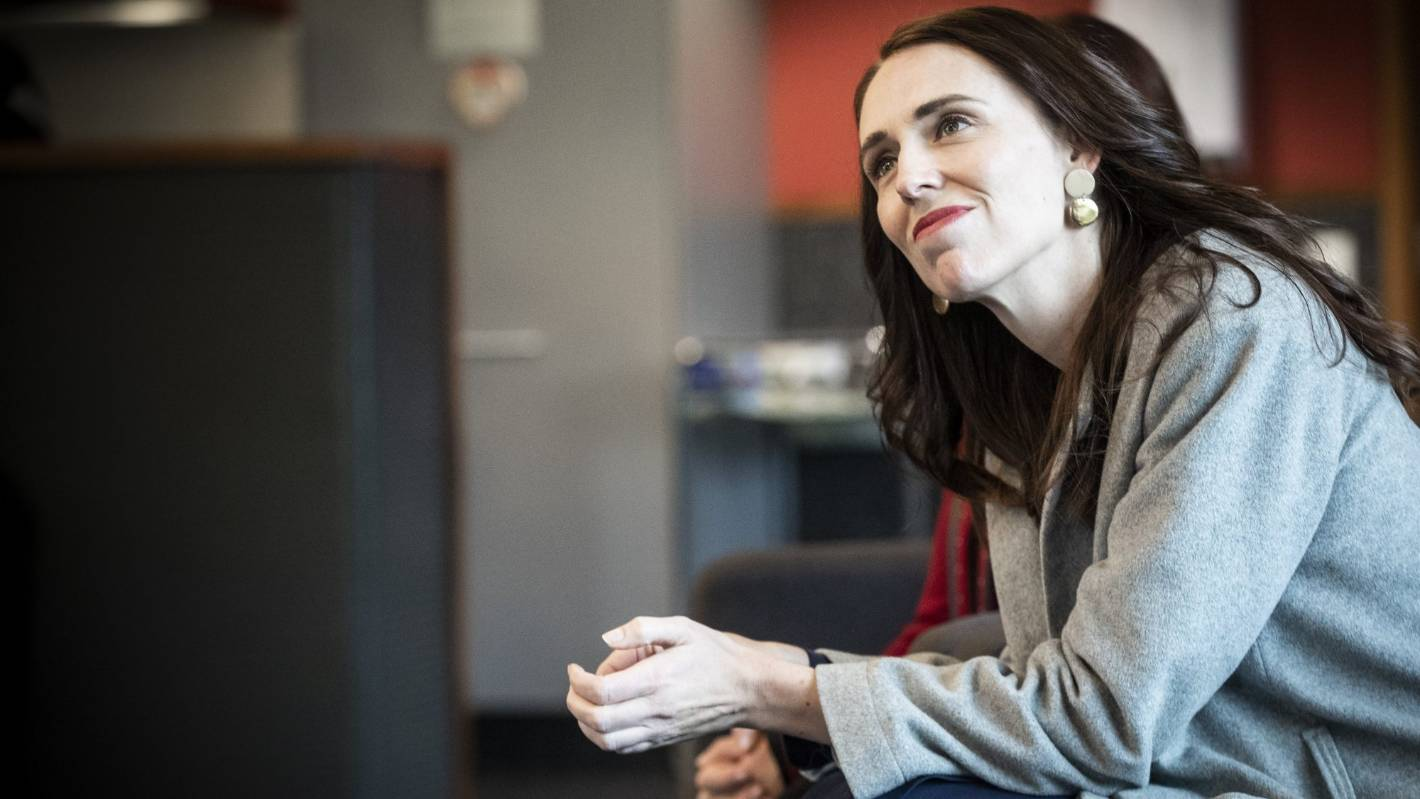 Prime Minister Jacinda Ardern's popularity increases - Labour still ahead in latest poll