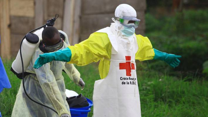 Outbreak of Ebola not global emergency