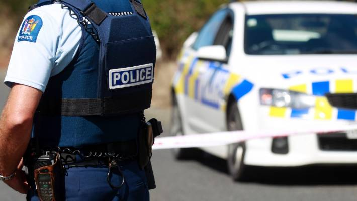 The police were informed after a member of the public found a body in the current of Puarenga in Rotorua.