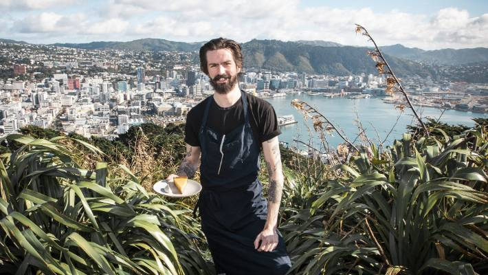 Hummingbird head chef Isaac Chamberlain says the capital's restaurant scene is healthy, and has remained constant during his 12 years on and off in Wellington.