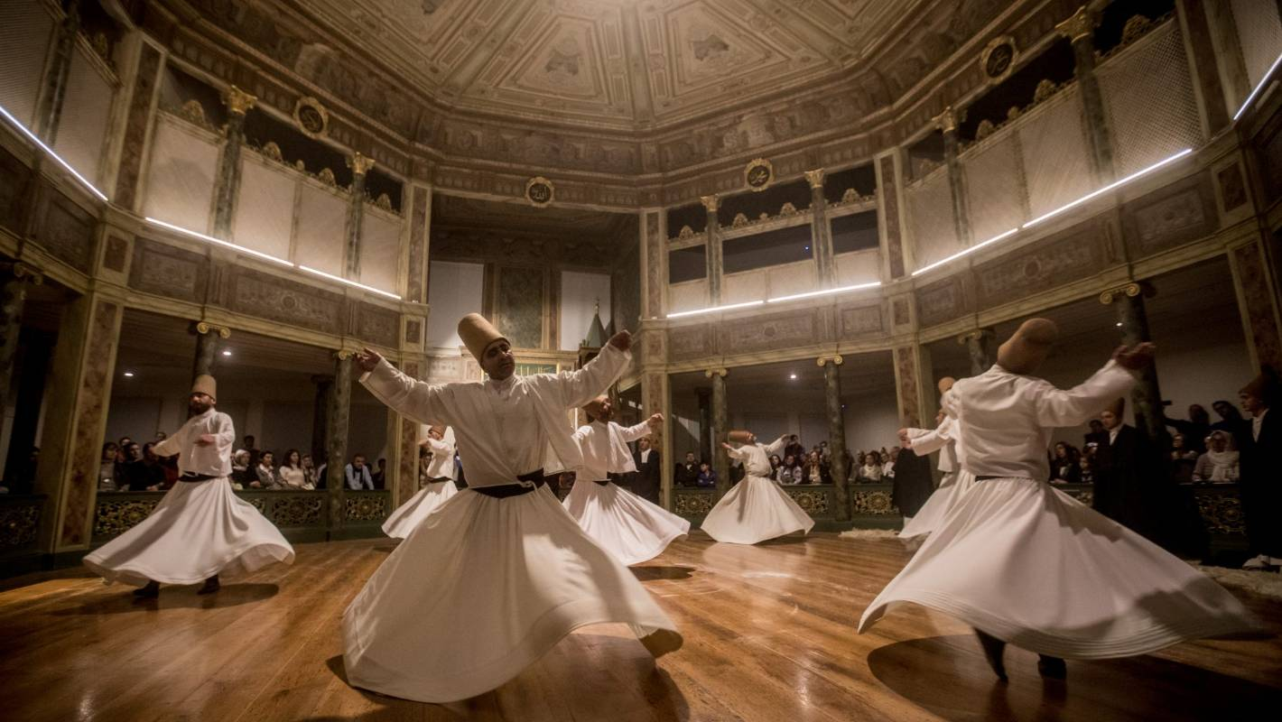 Taking a spin with whirling dervishes in Turkey