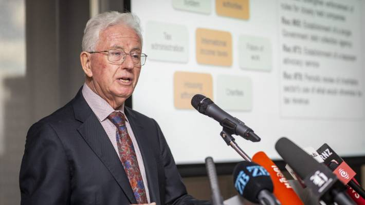 Tax Working Group chairman Sir Michael Cullen has frequently asked the question of why, given other countries broadly tax capital gains, it should be too hard for New Zealand to do the same.