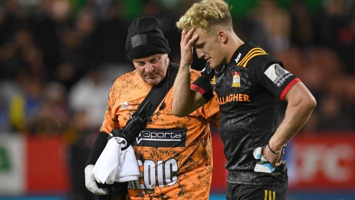 Patrick Tuipulotu says that Damian McKenzie will be missed if the World Cup runs around.