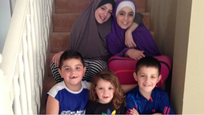 Australia grandmother in emotional reunion with ISIS fighter's orphans