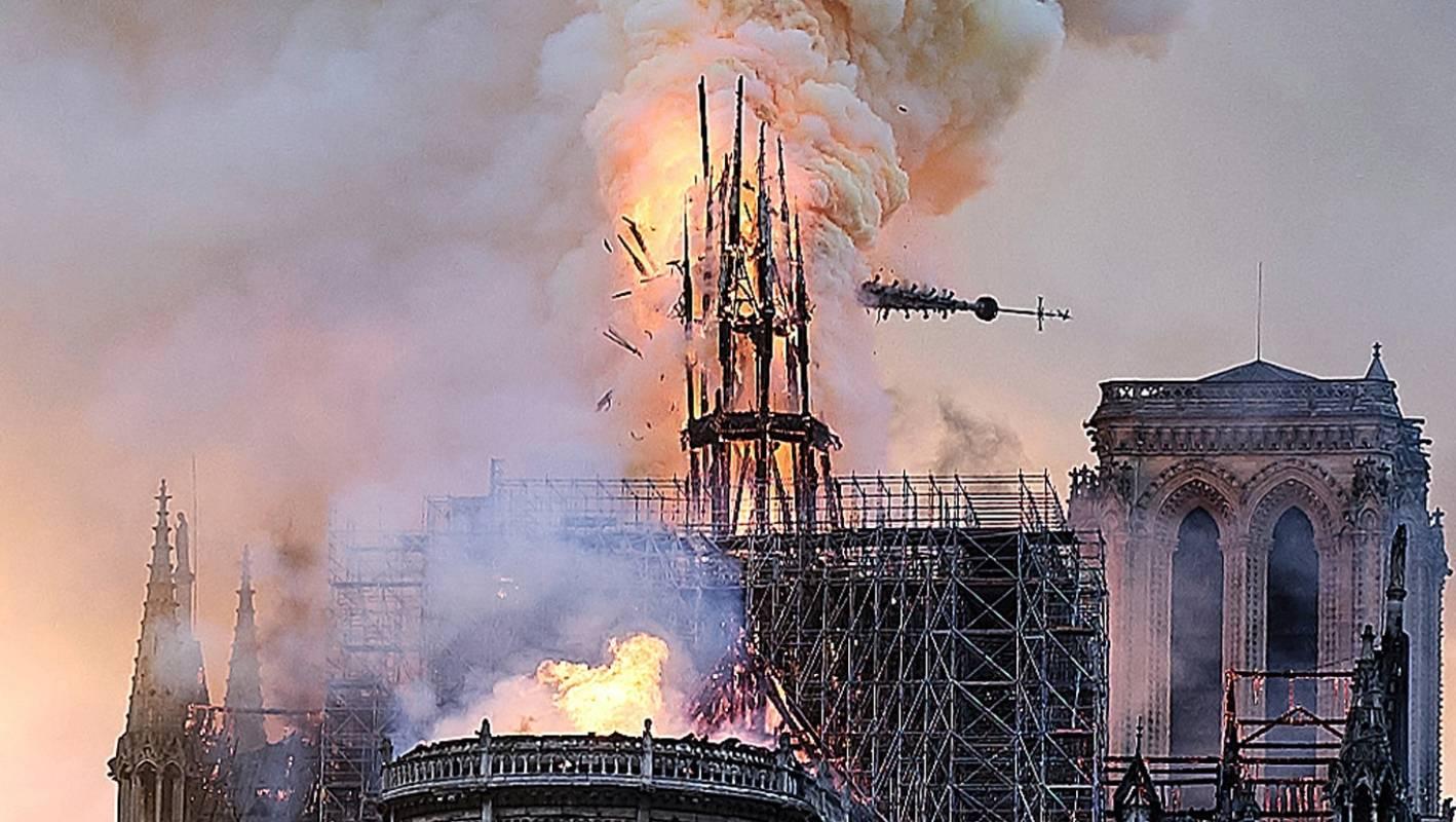 Paris will always have Notre Dame | Stuff co nz