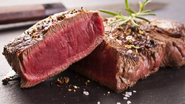 Even moderate portions of red meat can cause cancer, study finds