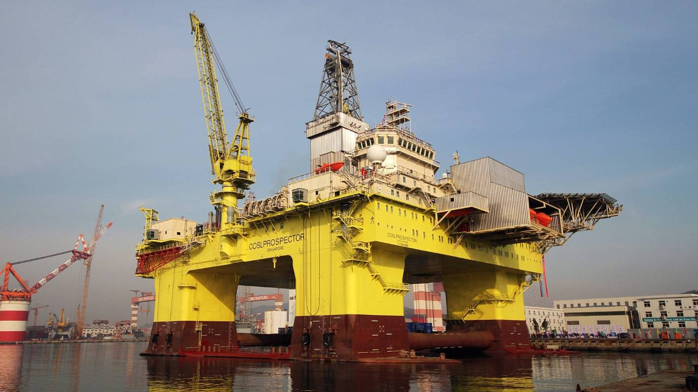 Shut out: The oil rig sending jobs offshore   Stuff co nz