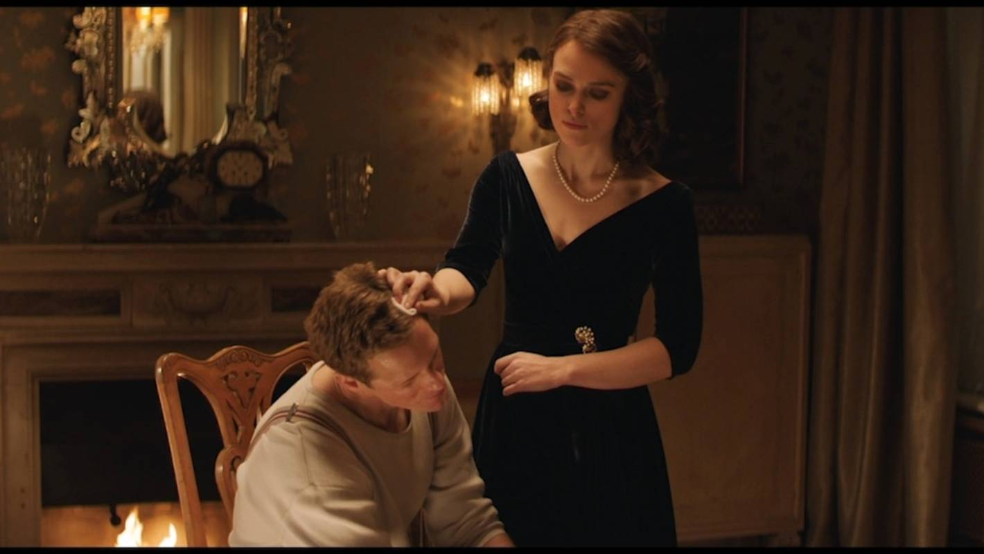 The Aftermath: Keira Knightley shines in solid, but unspectacular