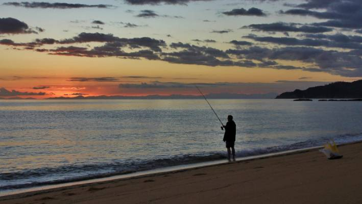 The Abel Tasman is a national treasure and to lose it to rising sea levels would be a tragedy.