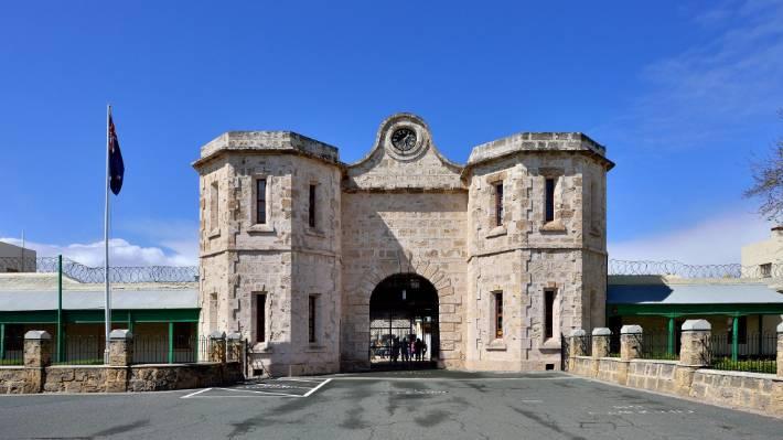 Fremantle Prison, Western Australia.