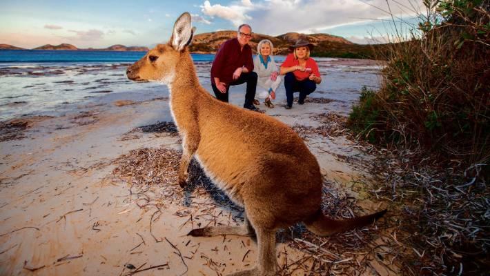 Cape Le Grande National Park, Western Australia.
