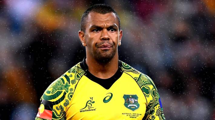 Wallabies want to wear Indigenous jersey at the Rugby World Cup