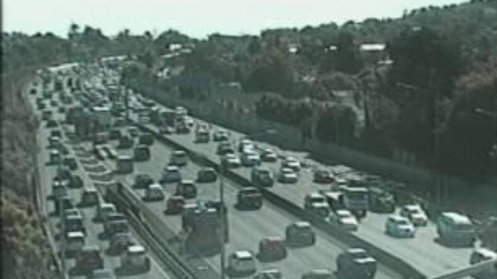 Easter traffic warning: 12-hours of congestion predicted on