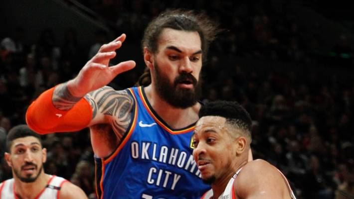 Westbrook, Thunder halve Blazers' series edge